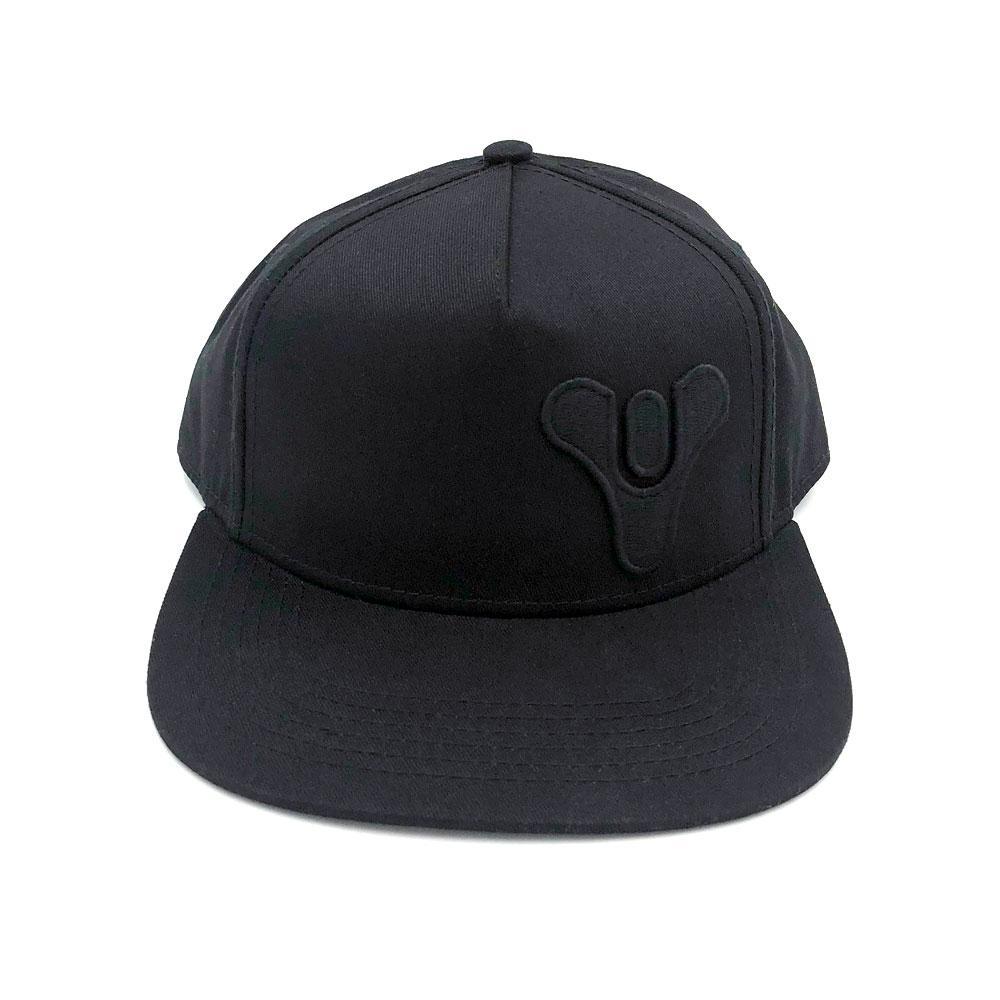 Tricorn Snapback - Black