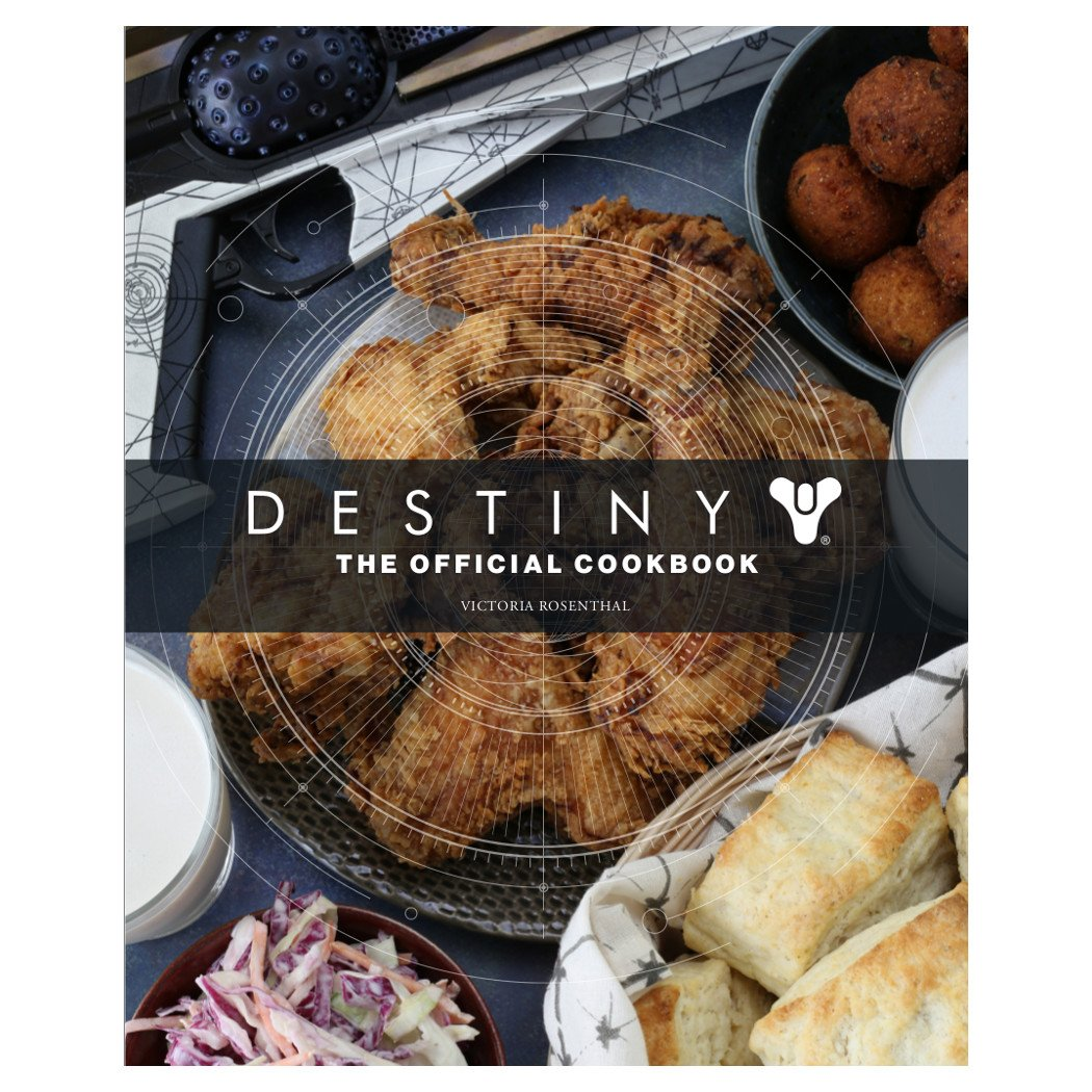 Destiny: The Official Cookbook
