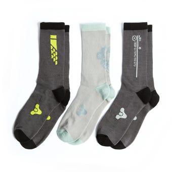 Europa Socks 3-Pack By ark/8