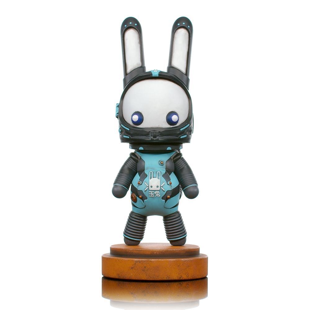 Jade Rabbit Collectible Figurine