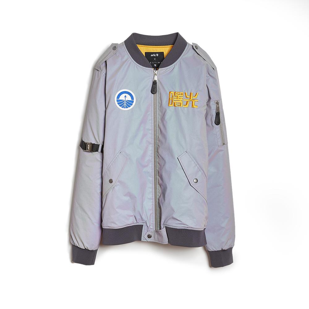 Luna Flight Jacket By ark/8