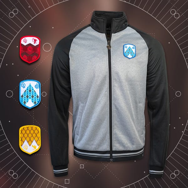 Bungie Rewards Guardian Games Track Jacket