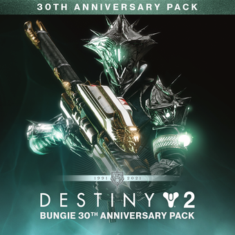 Destiny 2: Bungie 30th Anniversary Pack (Steam Code For PC)