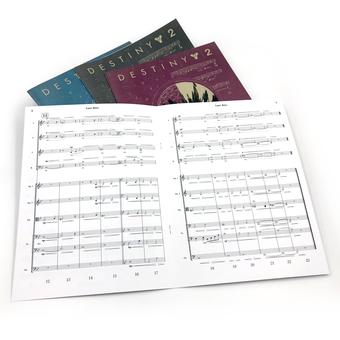 Destiny 2 Sheet Music
