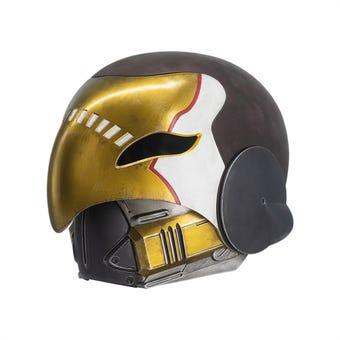 Celestial Nighthawk Wearable Collector's Helmet